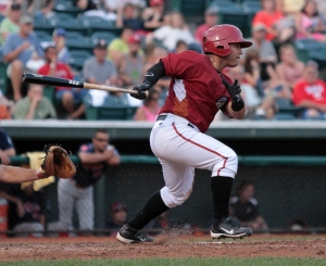 Ramon Cabrera will now play in the Detroit organization after Wednesday's trade (Photo: Mark Olson)