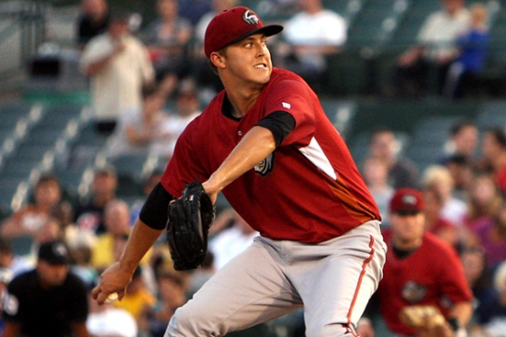 Jameson Taillon made three starts with Altoona in 2012 (Rudy C. Jones)