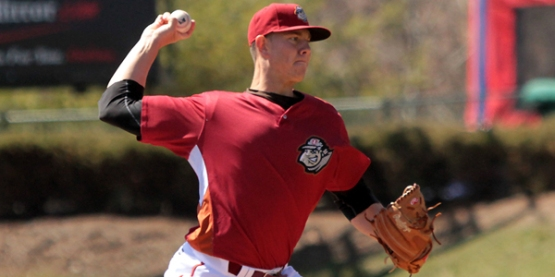 Nick Kingham turned in a quality start in his first outing of 2014 on Sunday (Photo: Mark Olson/MiLB.com)