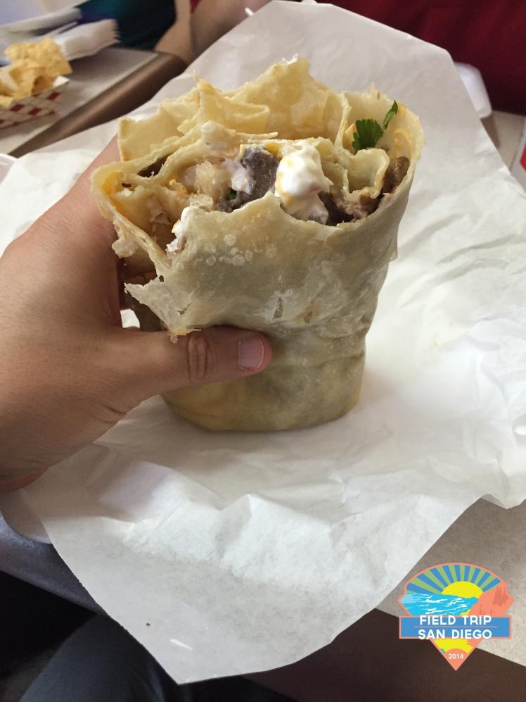 CA Burrito