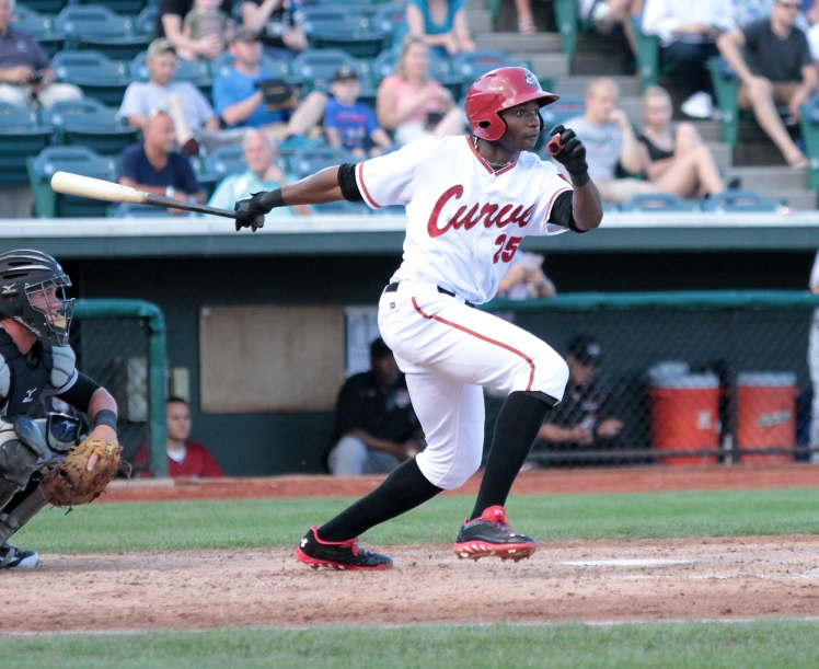 Gregory Polanco (Mark Olson / MiLB)
