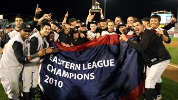 The 2010 Eastern League champion Altoona Curve