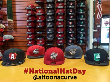 Curve - National Hat Day