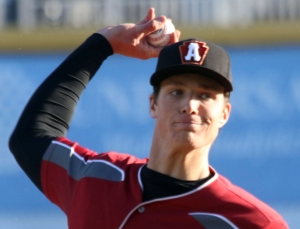 Tyler Glasnow | Alternate Black Cap (Photo from 2015)