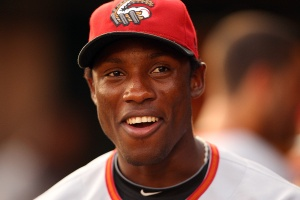 Starling Marte | Alternate cap | Photo from 2011 (Danny Wild / MiLB)