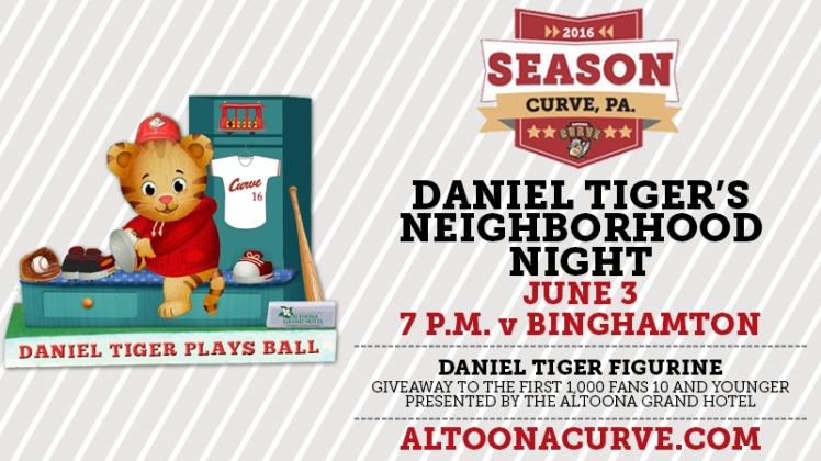 Daniel Tiger Night
