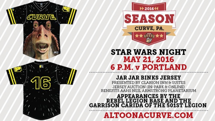 Star Wars Night Graphic
