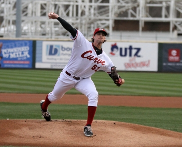 Clay Holmes is back and ready for a full season in 2016 (Photo: Mark Olson/MiLB)