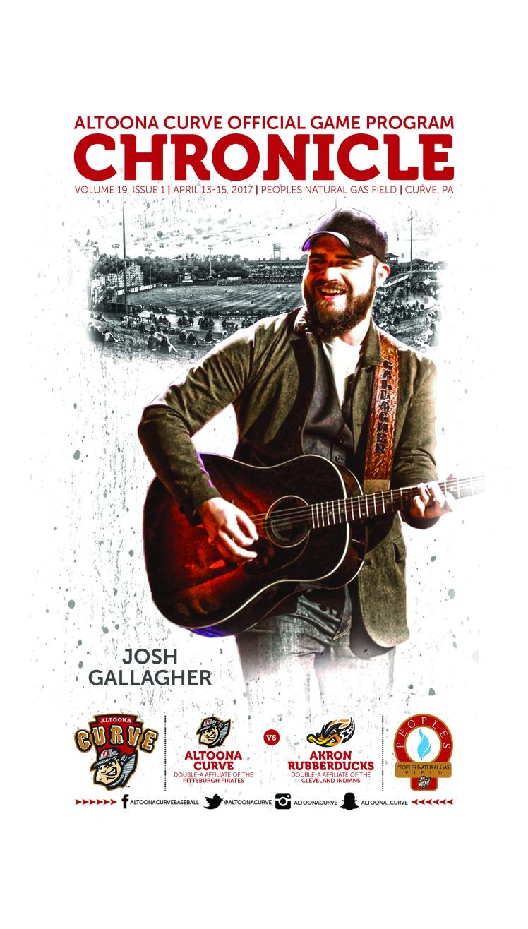 01 - April 13-15 Josh Gallagher