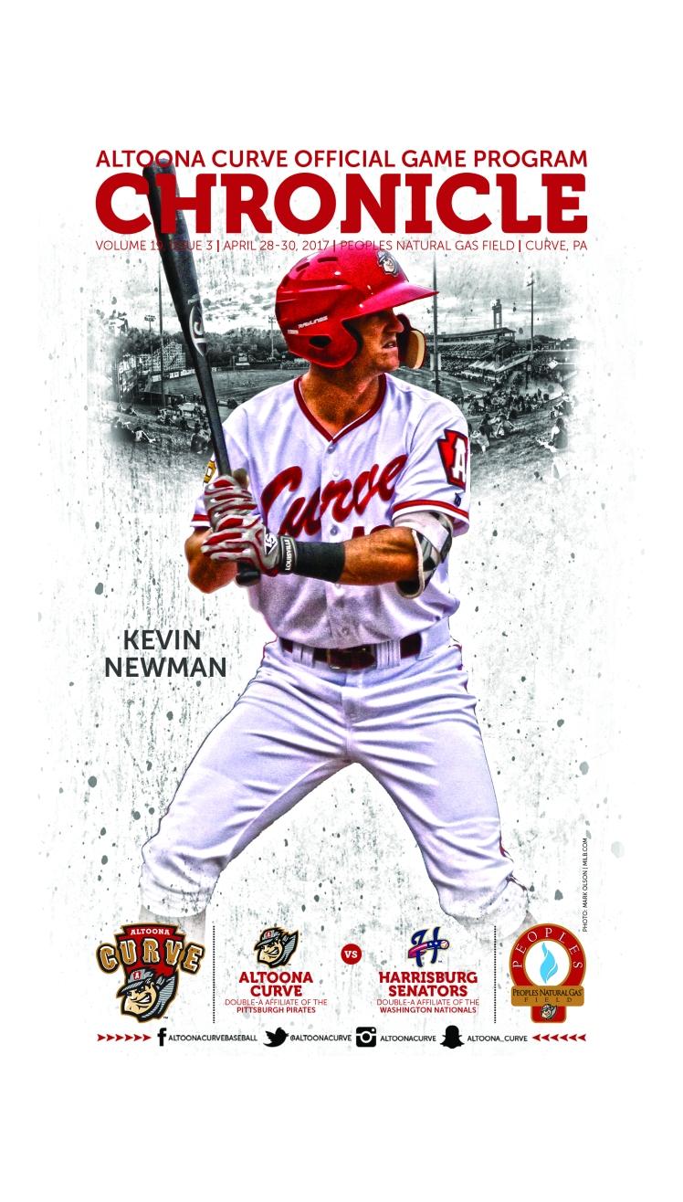 03 - April 28-30 Kevin Newman