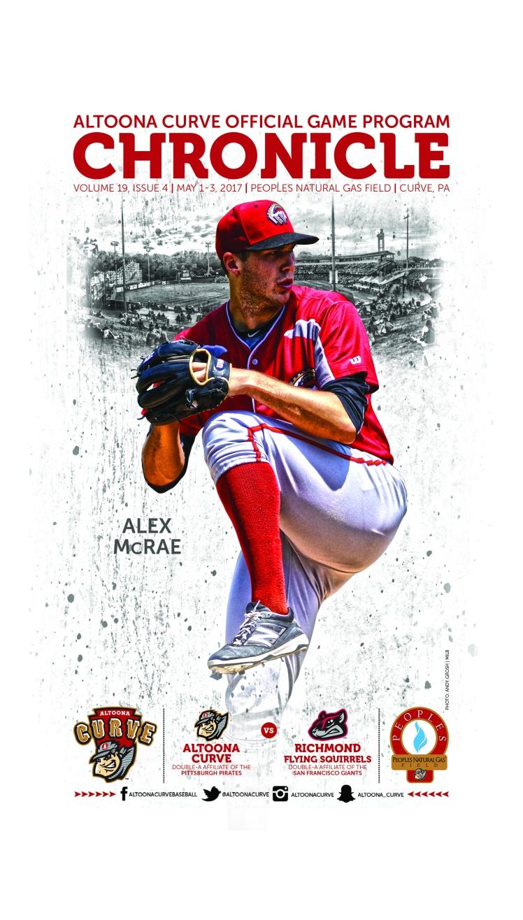04 - May 1-3 Alex McRae