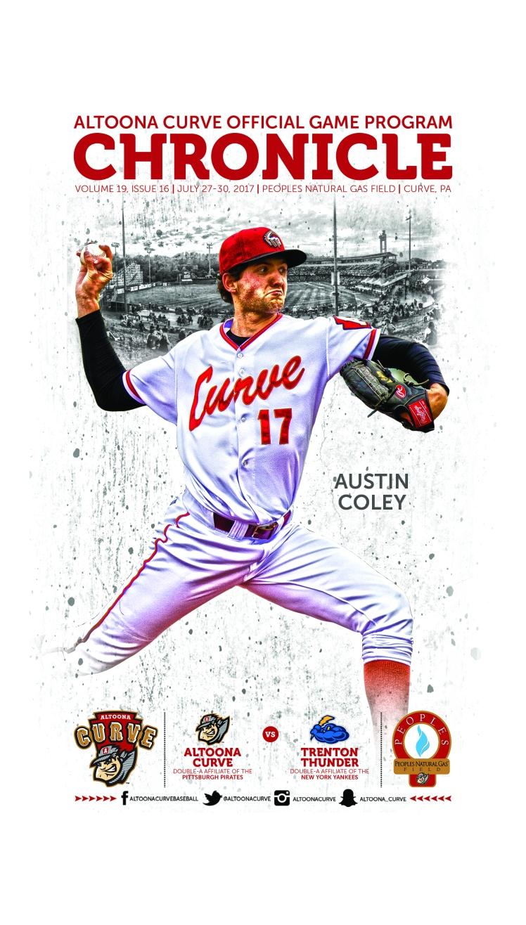 16 - July 27-30 Austin Coley Trenton