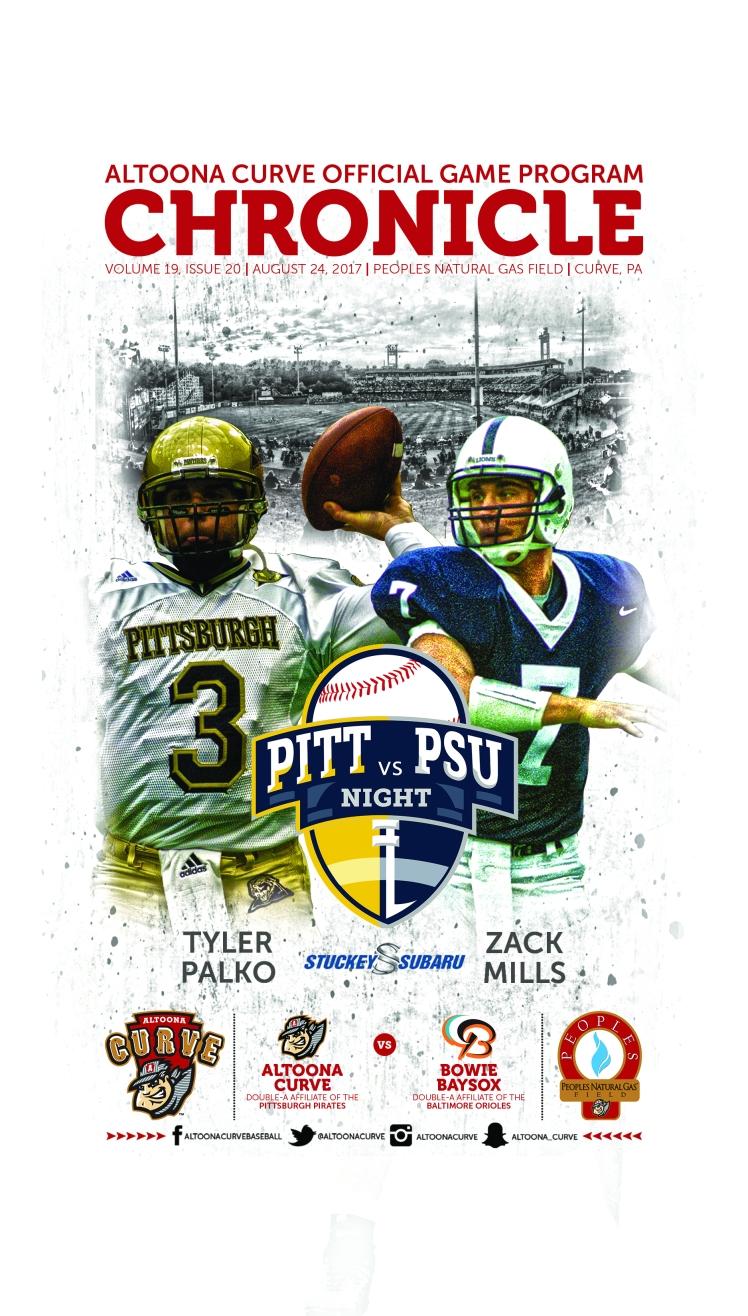 20b - August 24 - Pitt PSU Night