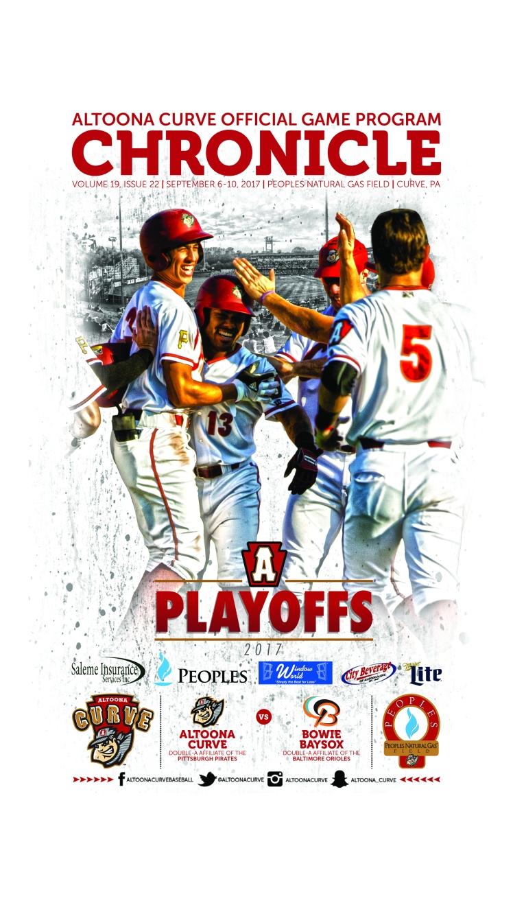 22 - Playoffs Div Series cover