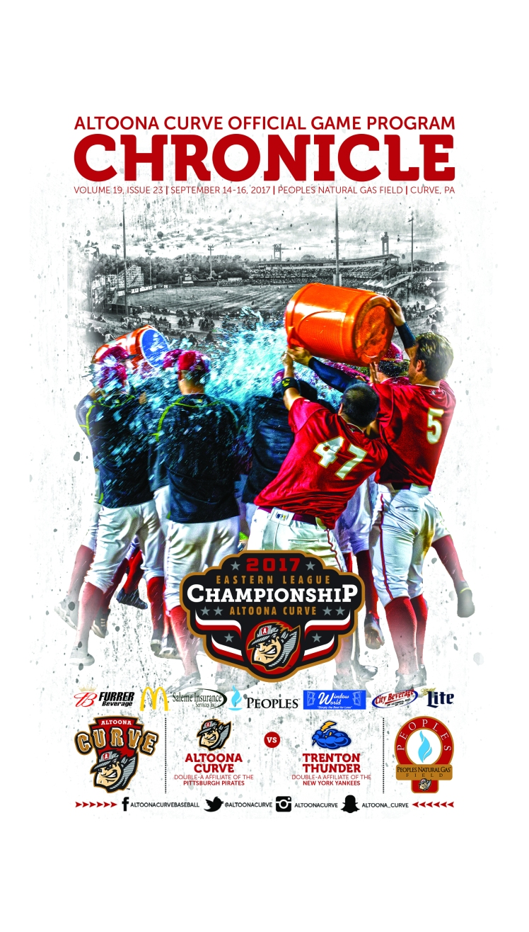 23 - Championship Series Playoff Cover