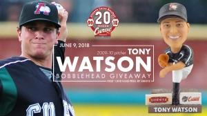 Tony Watson 16x9